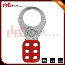 "Steel Lockout Hasp with 1.5"" Diameter Jaws"