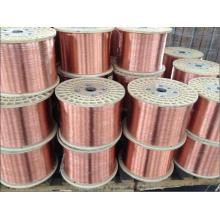 Tipo chapeado e tipo revestido Copper Folheado Alumínio Wire CCA