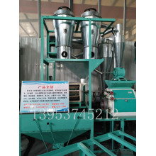 Model 6fsz-50 small flour mill
