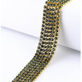 Strass Roll Diamond Cup Corrente AB Stone