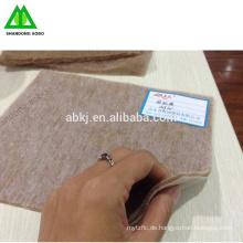 Großhandelsqualitäts Kamelhaarwadding und -filz für Matratzenfüllung