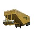 Semi-reboque de transporte de grãos