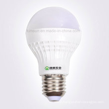 Plastic Housing E27 6400k A50 LED Bulb Light 3W 250lm