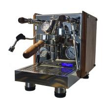 Halbautomatische kommerzielle Einzelgruppen-Kaffeemaschine