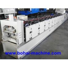 Barandilla de Bohai que forma la máquina