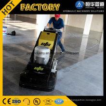 Лучшее качество бетонный пол шлифовка и полировка машины