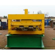 Máquina formadora de rolos de convés de piso de controle PLC