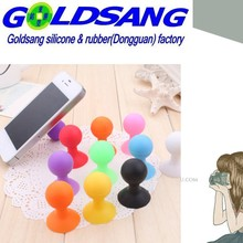 2015 Colorful Cute Global Silicone Phone Holder