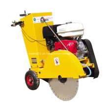 Máquina de cortador de estrada de concreto elétrico manual