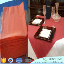 Perforated PP Non Woven for Disposable Table Cloth