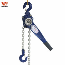 6T 3M Chain Lever Hoist for Good Construction Lifting Use