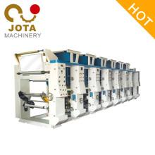 Imprenta de huecograbado automática (JT-ASY-800)