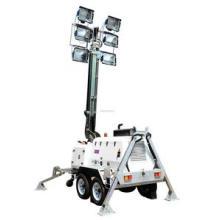 Kusing H1000 Mobiler Beleuchtungsturm