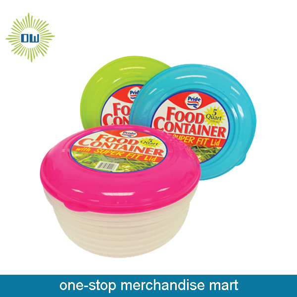 Dollar Items of Plastic Food Container cheap
