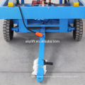 CE Certificated China factory supply hydraulic movable scissor lift