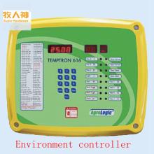 Kundenspezifischer Umgebungsregler Temptron 616 für Nutztiere