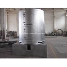 Оборудование для непрерывной сушки сульфата бария