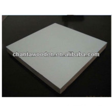 warm white melamine mdf board