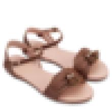 2015 Летние кожаные кожаные сандалии для женщин
