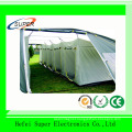 Galvanized Steel Two Layer Disaster Relief Tents for Sale