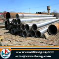 API 5L Black Seamless Steel Pipe
