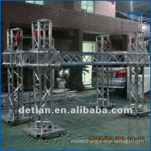 lift tower with heavy duty truss