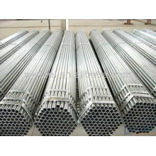 BS1387 hot dip galvanized steel pipe seamless pipe