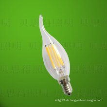 4W Bentend LED Filament Licht Glühfaden LED