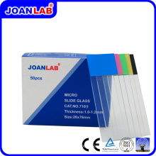 JOAN Laboratory Apparatus Zoology Microscope Slide Manufacturer