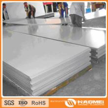 5052 Hoja de aluminio usada para el tablero del recipiente