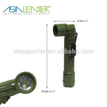 Mini Size Krypton Flashlight Torch with Clip