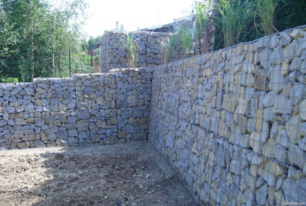 rock fall protection&gabion box-23