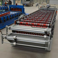 Double Layer Roof Wall Roll Forming Machine