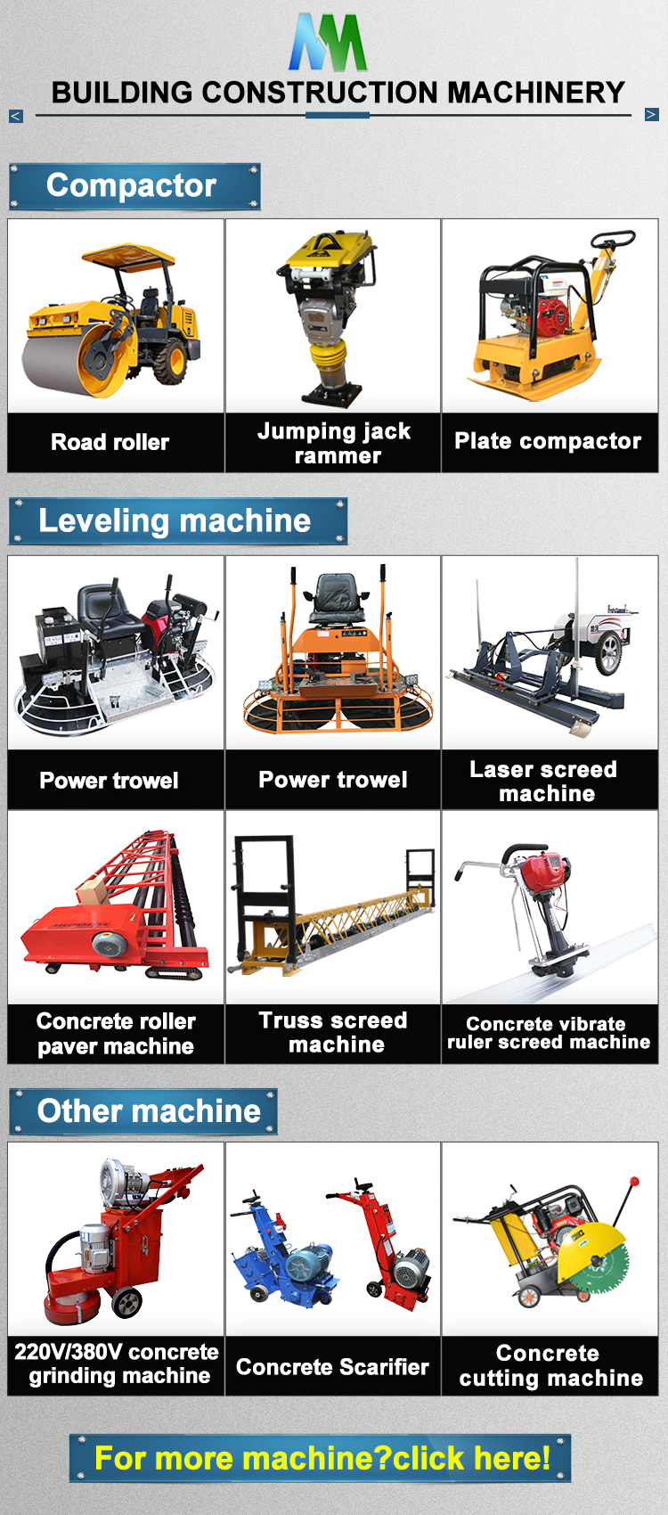 related concrete power trowel floor leveling finishing machine
