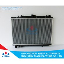 Cooling System Car Auto Aluminum Brazed Radiator for Nissan