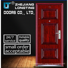 New Design and High Quality Steel Security Door