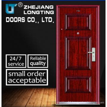 New Design and High Quality Steel Security Door