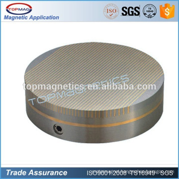 Neodymium Round Permanent Magnetic Chuck