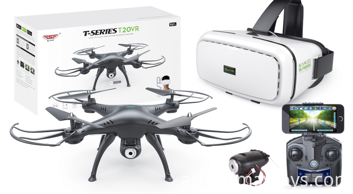RC Quadcopter With Wifi Camera