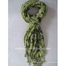 Fashion fait imprimer un foulard en bambou fabriqué en Chine
