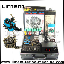 The newest profession high quality popular tattoo machine kits on hot sale