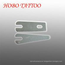 Partes de la máquina del tatuaje / primavera de contacto de la máquina