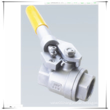 2-PC Stainless Steel Automatic Reset Ball Valve