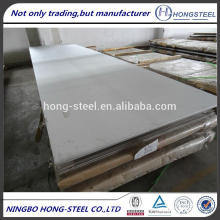 BAOSTEEL 304 2B/HL/BA/8K stainless steel sheet