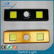 Độ sáng điều chỉnh độ sáng thấp COB LED Switch Light