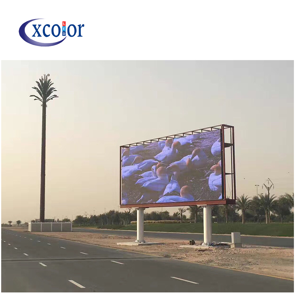 Led billboard screen