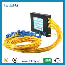 1X16 PLC Splitter Óptico