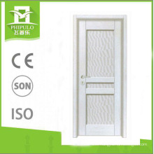 New type doors interior painted MDF panel wooden door for sale
