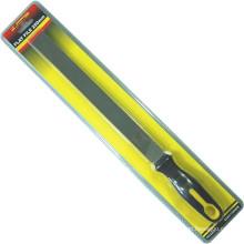 Ручной инструмент сталь файл плоским драчевым резать аксессуары украшение OEM