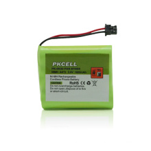 PK-0030 Ni-MH AA*3 3.6V 1600mAh cordless phone Rechargeable battery